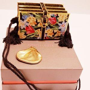 """Judith Lieber """"Book"""" Evening Handbag 😍"""